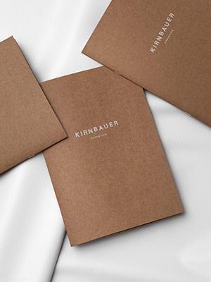 Cover – Kirnbauer Broschure