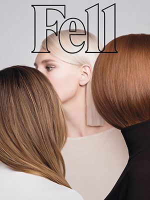 Fell Salon Branding