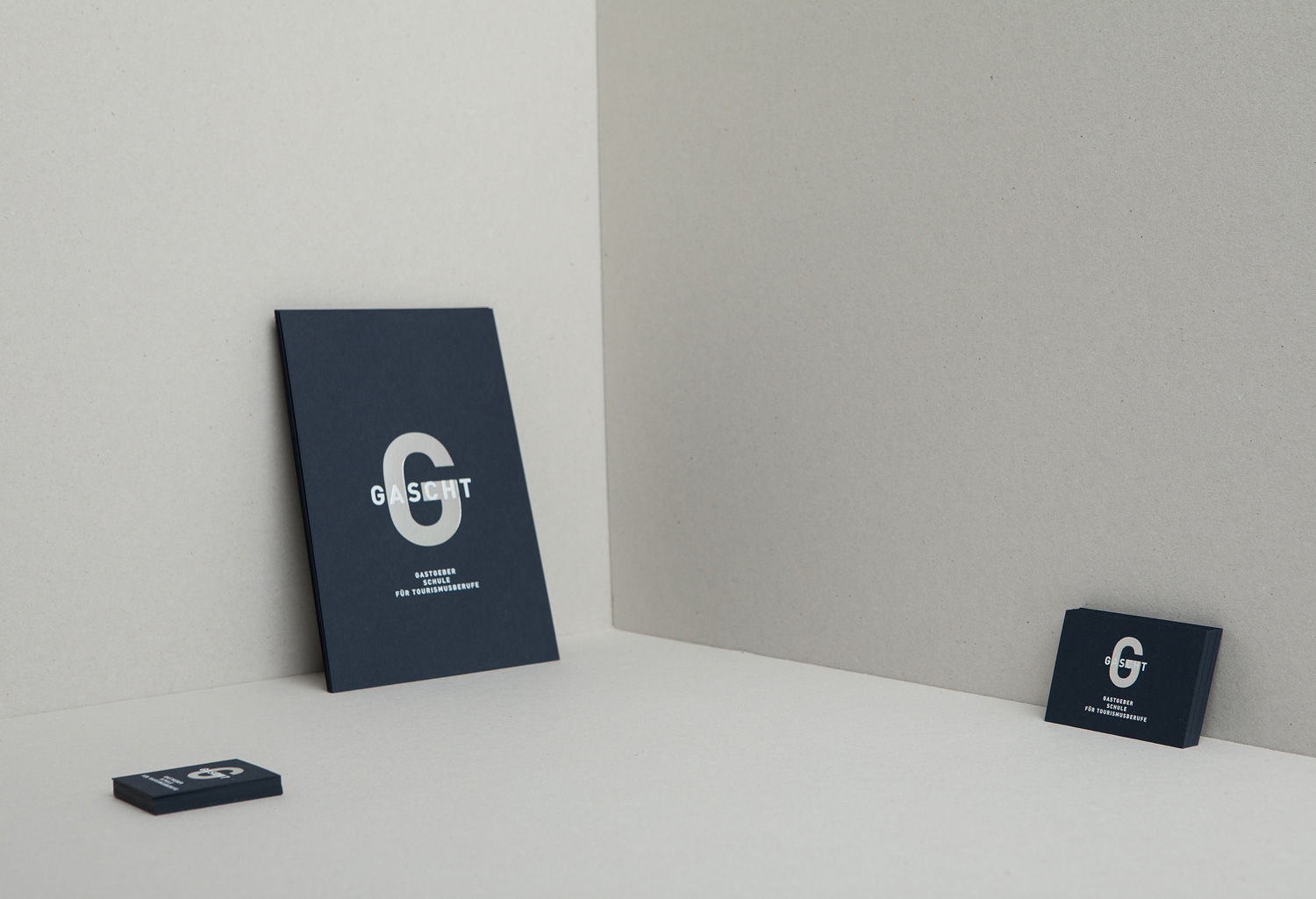 Gascht - Corporate Design