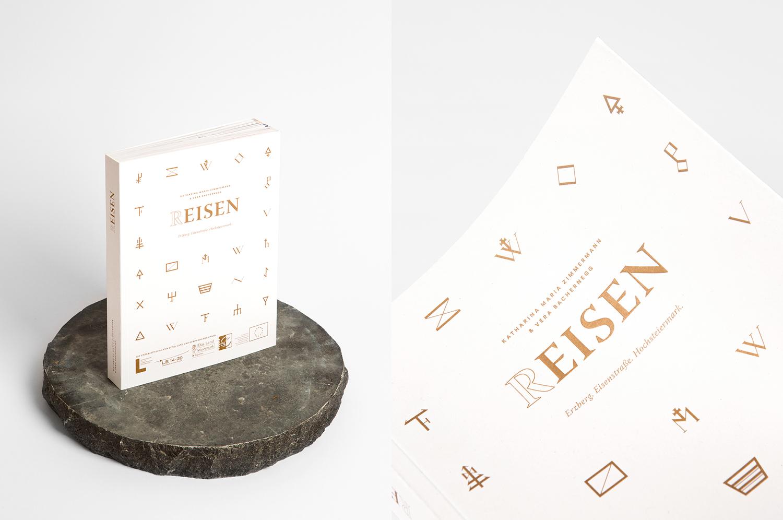 (R)EISEN Buch