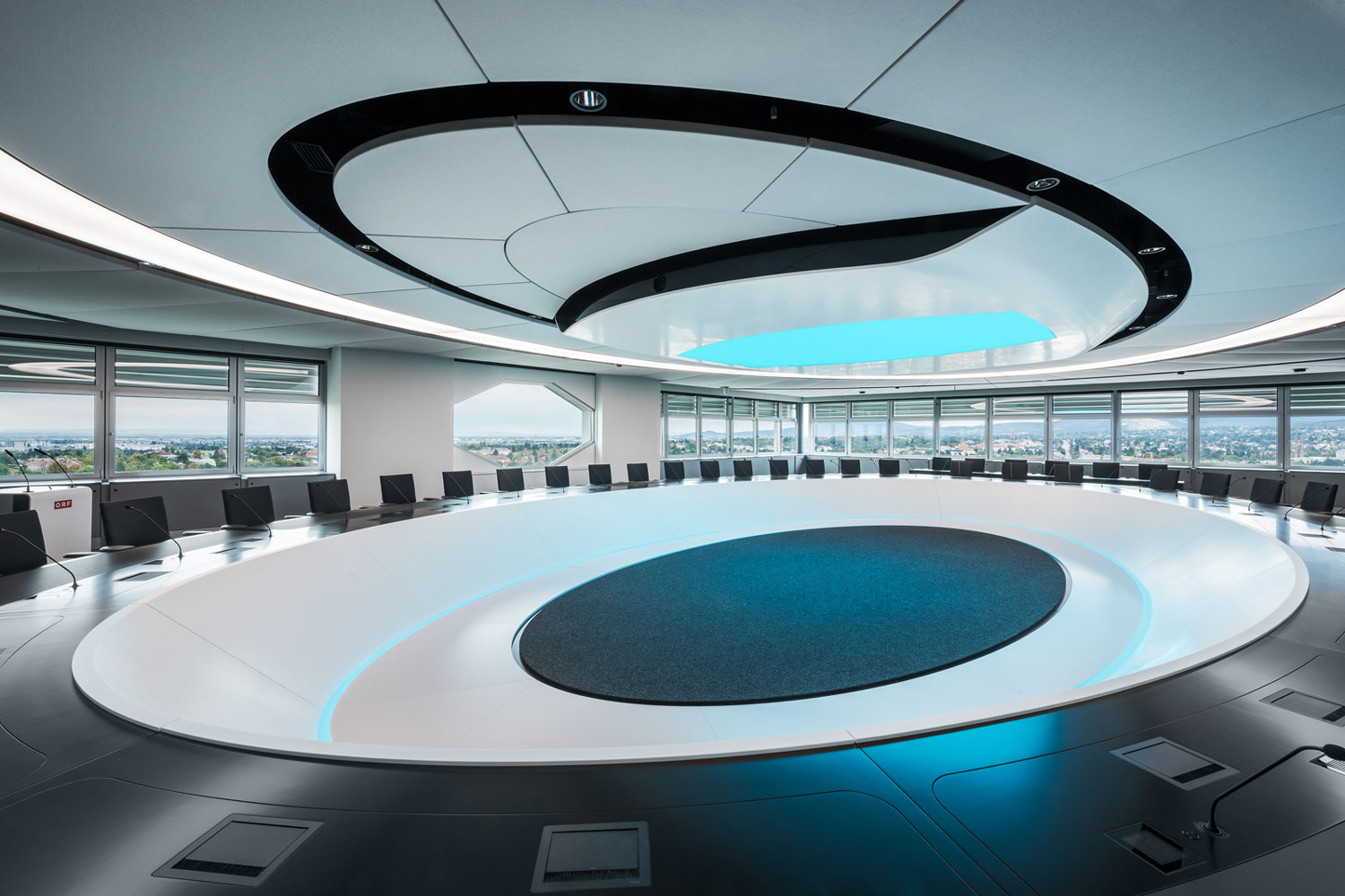 Veech x Veech – ORF Conference room