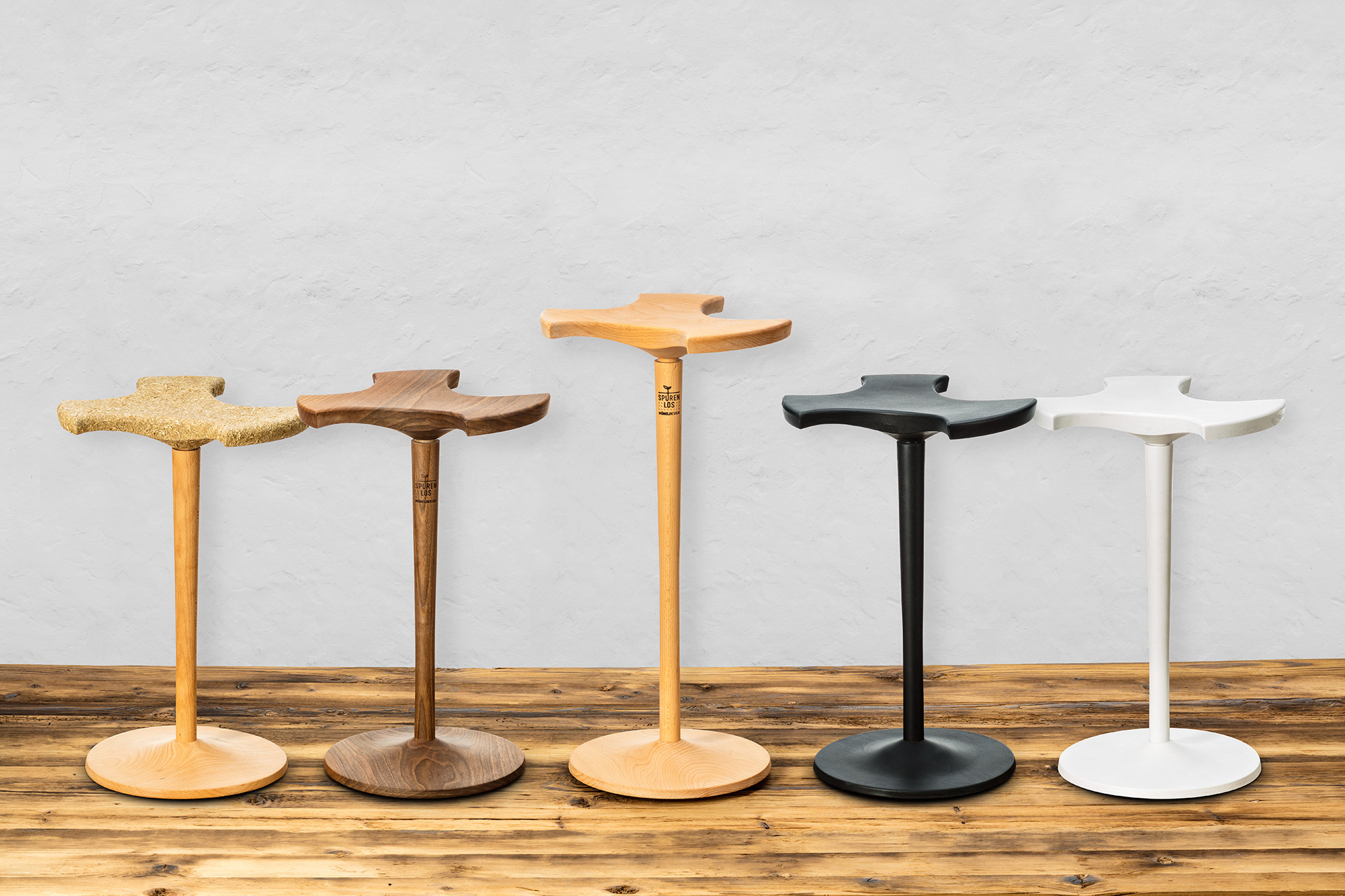 Spurenlos Möbeldesign Hocker - Überblick