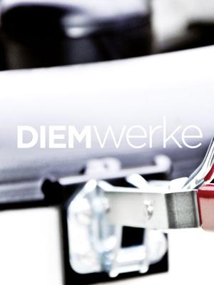 Diem Werke – Re-Branding