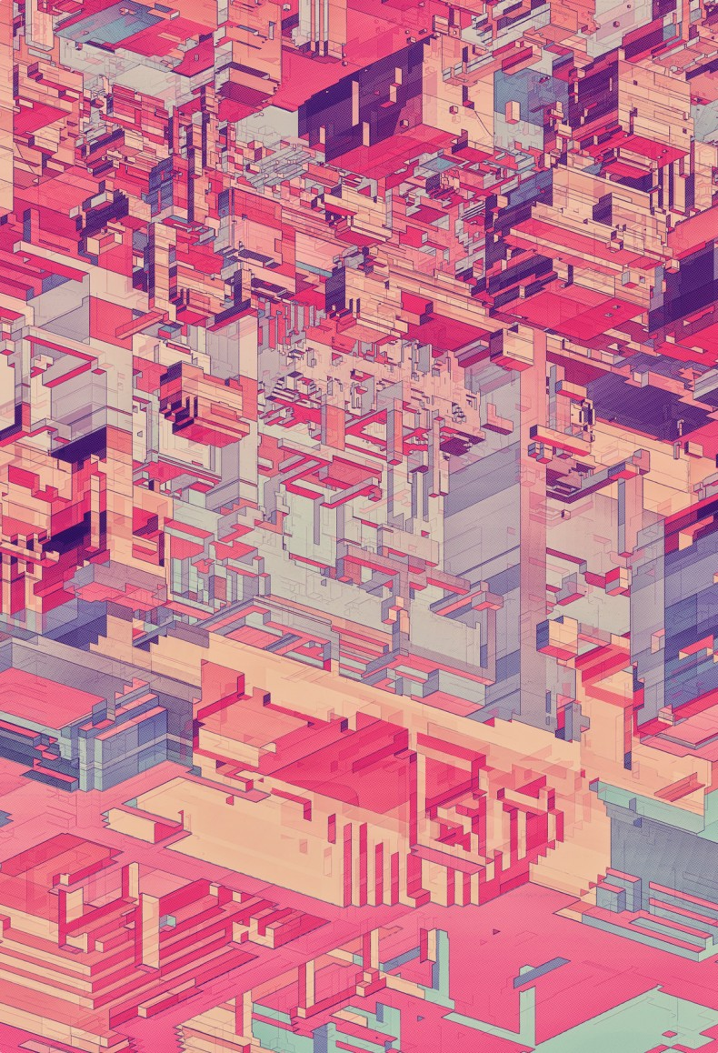 Pixel City