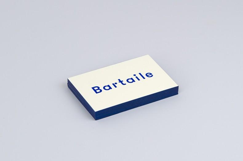 Bartaile – business card