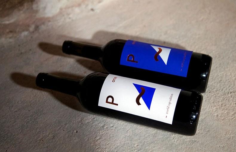 P one – Flaschen im Überblick