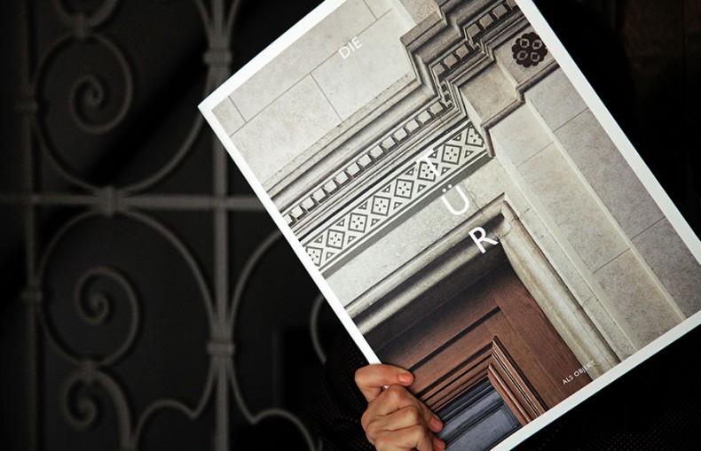 Die Tür – Editorial Design