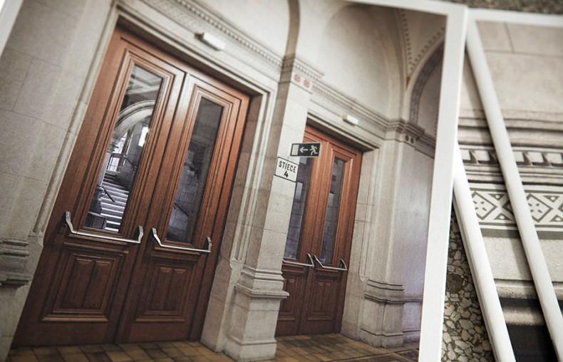 Die Tür – Foto