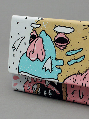 Boicut x Frank Paul - glasses case