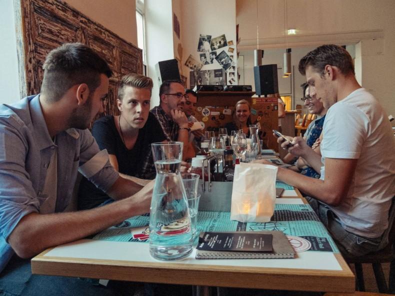 Austrian Dribbble Meetup