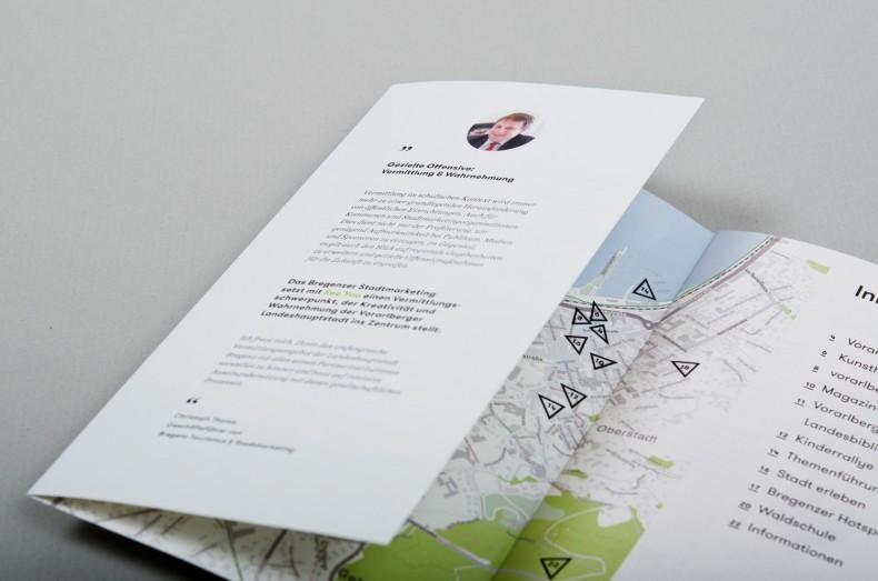 Bregenz Corporate Design – See-you-Folder