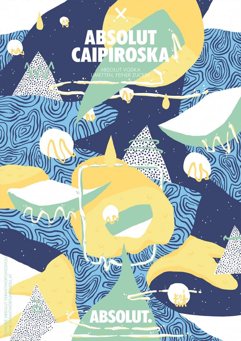 Absolut Caipiroska – BOICUT
