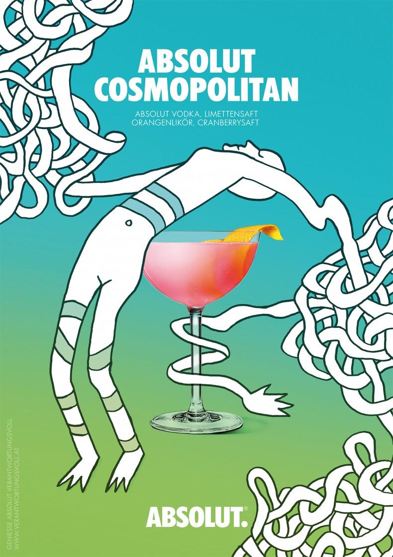 Absolut Cosmopolitan – Zef Depplin
