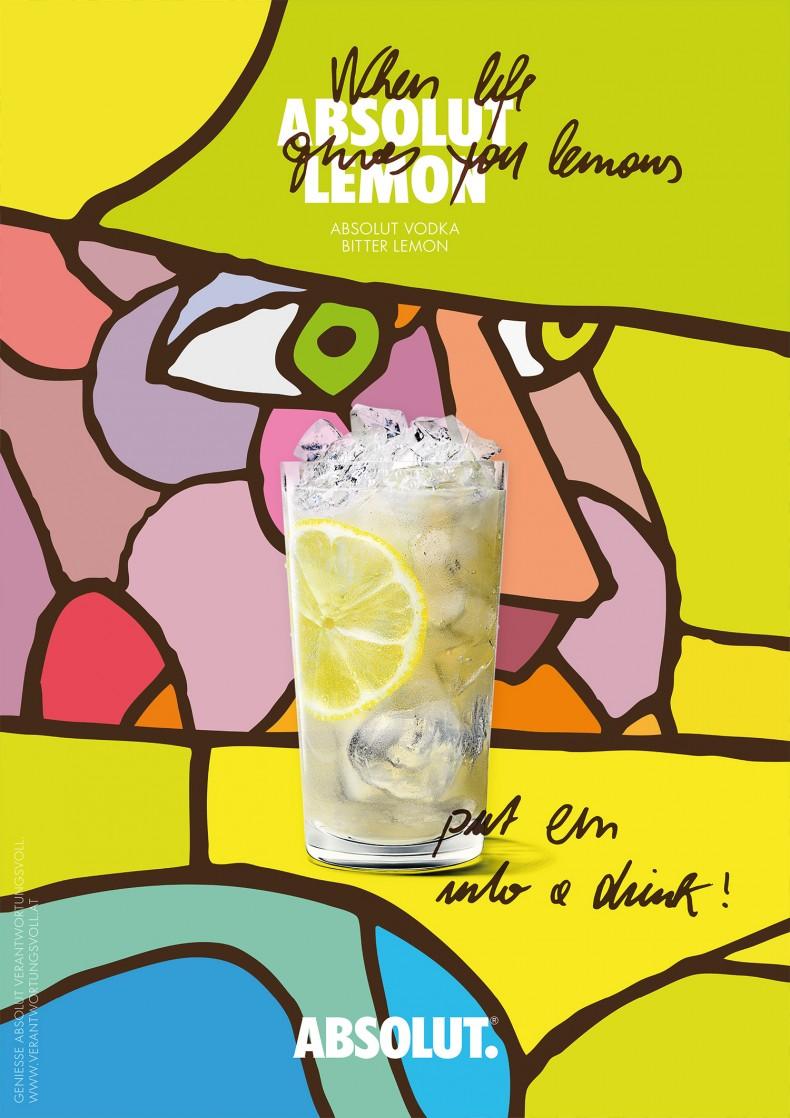Absolut Lemon – Blitz Faust Crüe