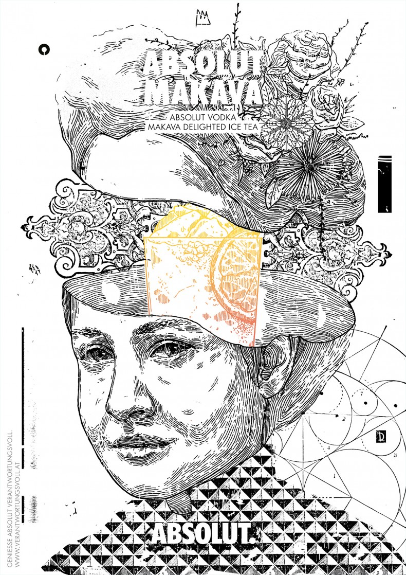 Absolut Makava – David Leitner