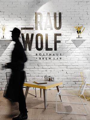 Cover – Rauwolf