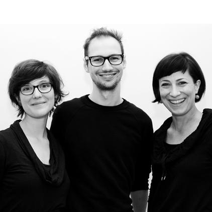 Florine Kammerer / BueroApril, Marie-Pascale Gafinen, Thomas Piribauer und Anna Wacholder