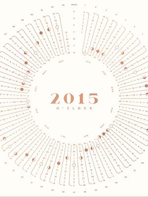 Cover – 2015 o'clock