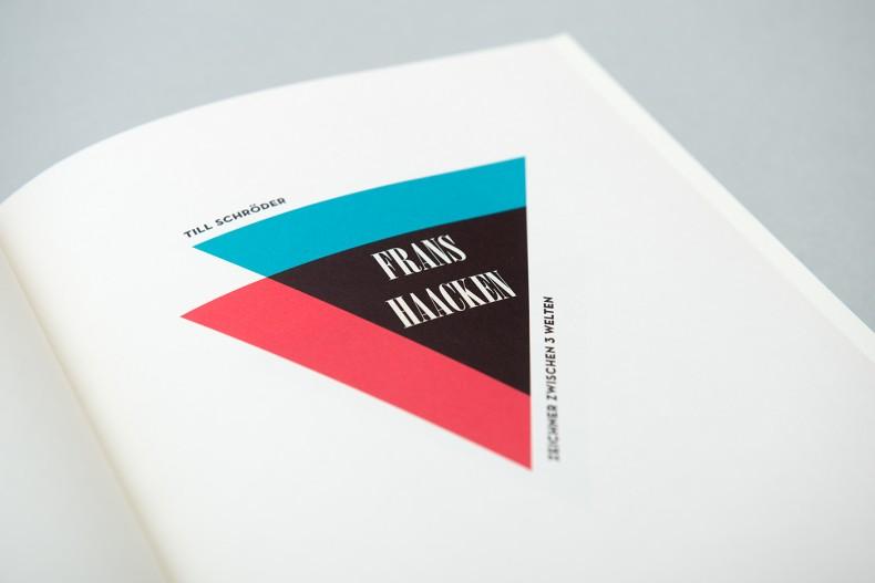 FRANS HAACKEN BOOK
