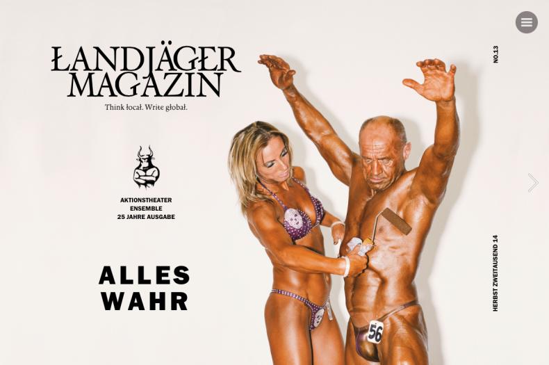 Landjäger Online Magazin