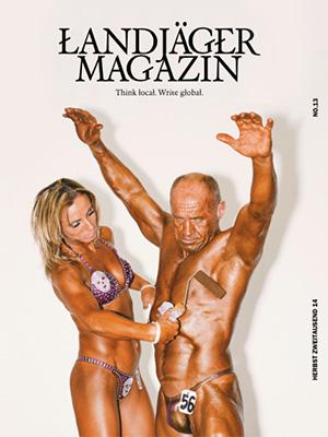 Cover – Landjäger Online Magazin