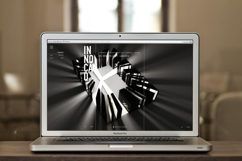 INNOCAD Website 07
