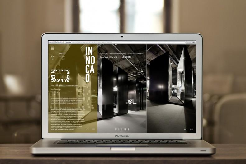 INNOCAD Website 08