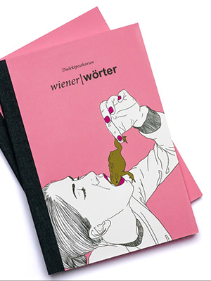 Cover – Wiener Wörter