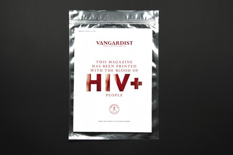 Vangardist HIV+ Heroes