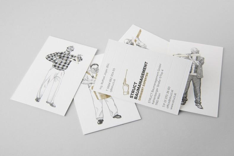 Struct – Visitenkarten