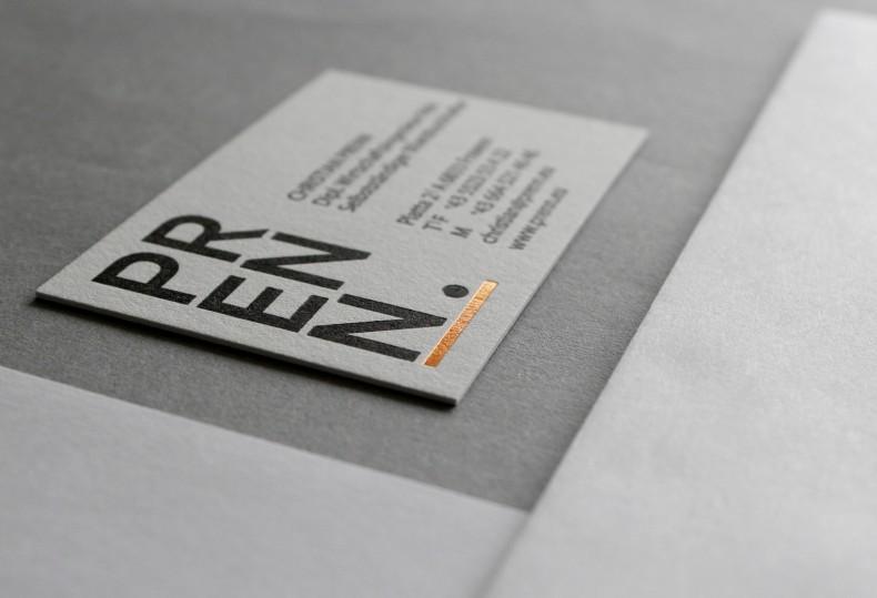 PRENN – Croporate Design