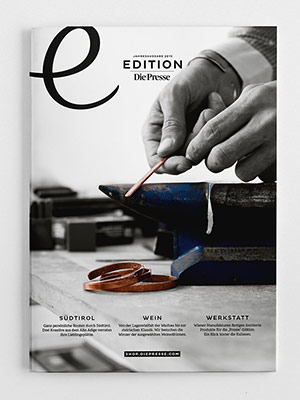 Cover – diePresse Edition