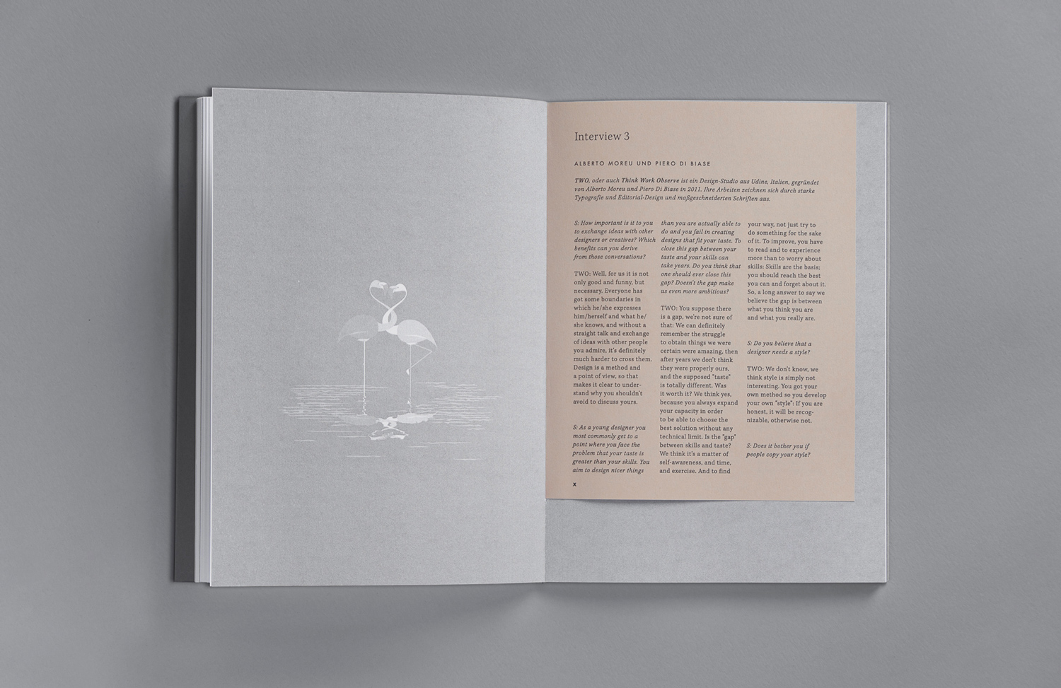 Thesis editorial design blogs