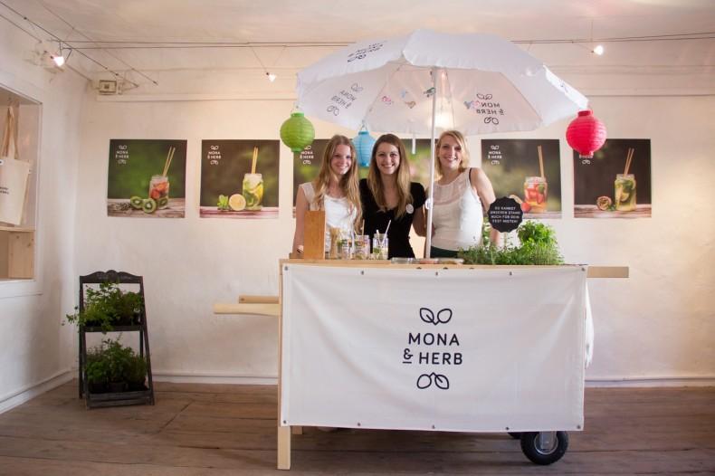 MONA & HERB – Corporate Design