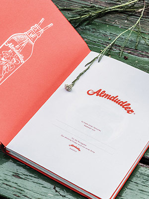 Cover – Almdudler Branding