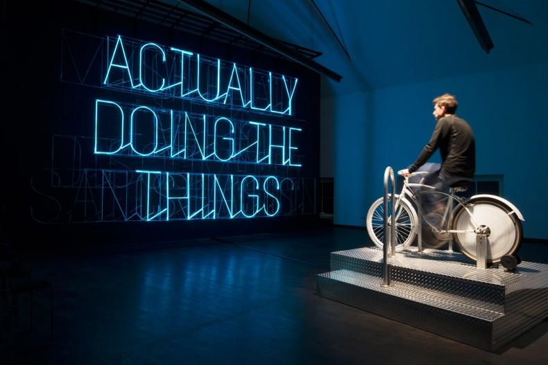 Stefan Sagmeister – The Happy Show Exhibition Photo 2