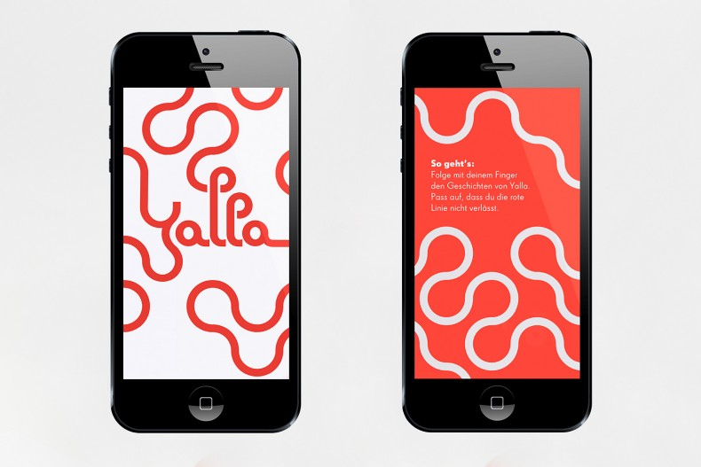 Yalla – Corporate Design