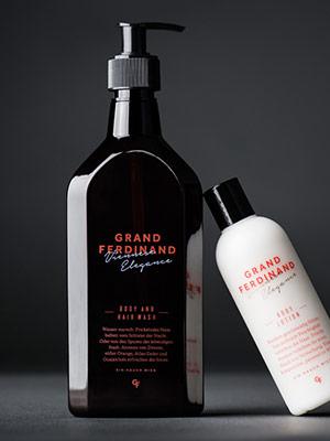 Grand Ferdinand Branding