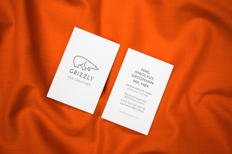 Grizzly Branding