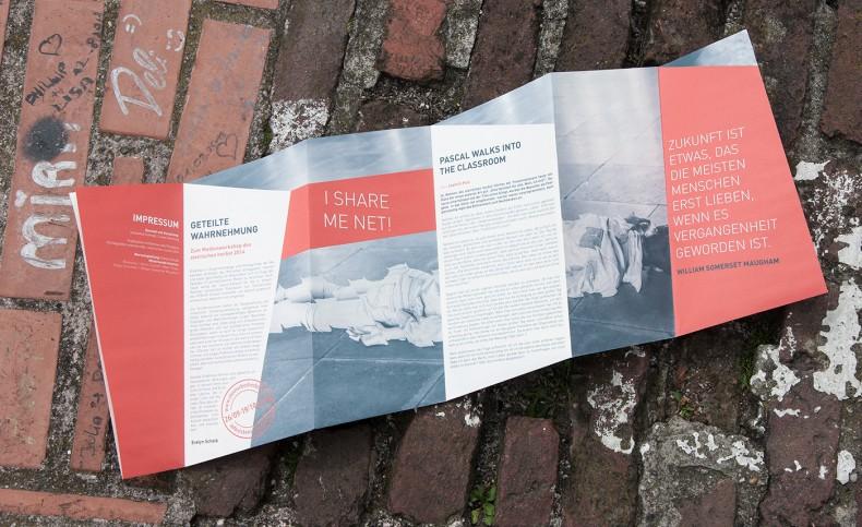 Steirischer Herbst Broschüre