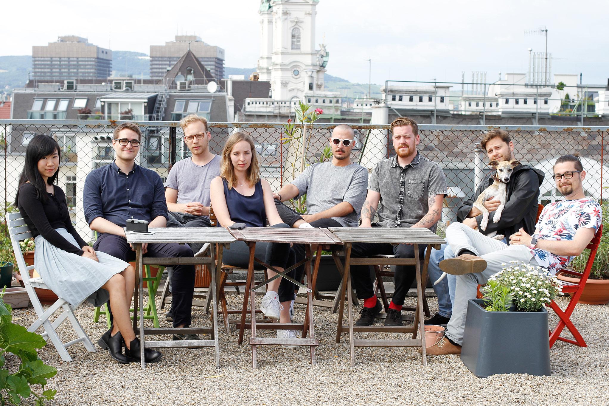 WILD Agentur – Team