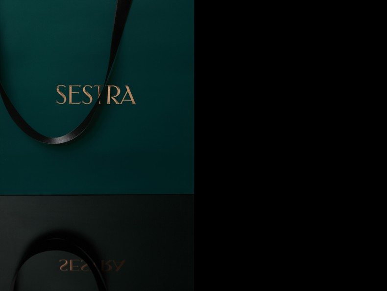 Sestra Store – Corporate Design