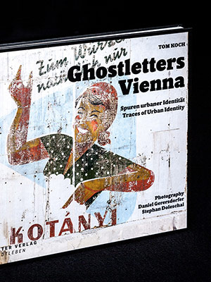 Cover – Ghostletters Vienna