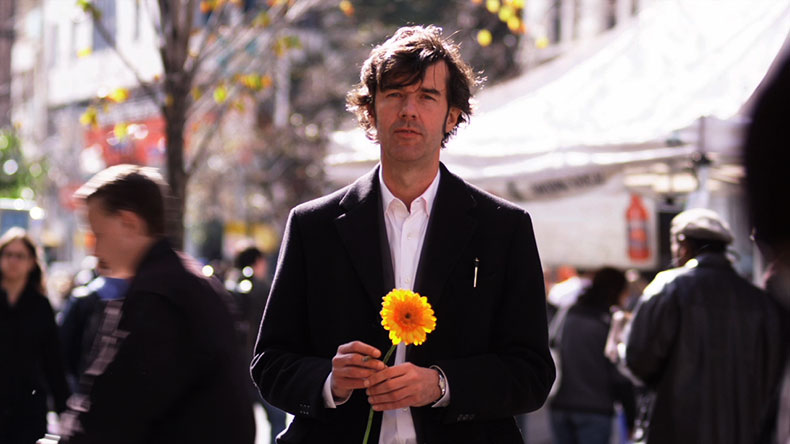 The Happy Film mit Stefan Sagmeister