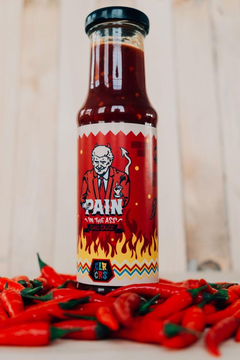 Pain - Chili Sauce