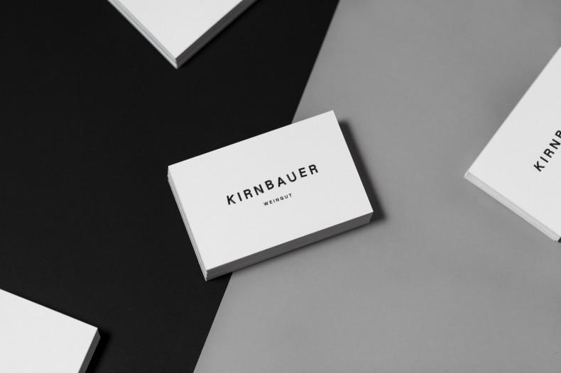 Corporate Design und Packaging für das Weingut Kirnbauer