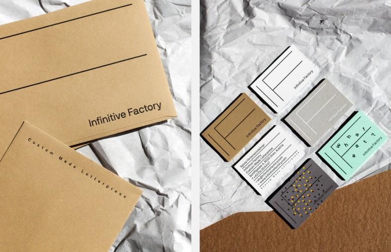 Infinitive Factory Branding