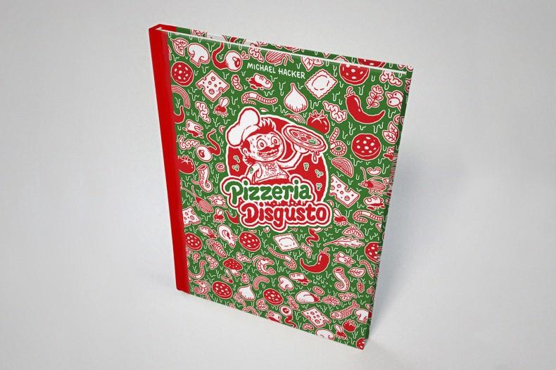 Pizzeria Disgusto Buch