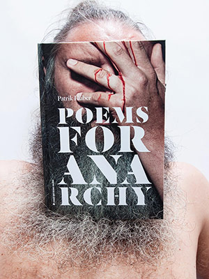 Cover – Poems for Anarchy