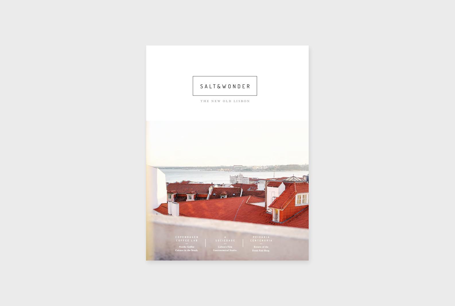 Salt & Water Book